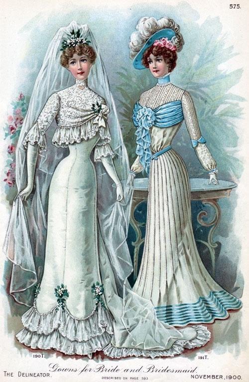 1900's-fashion