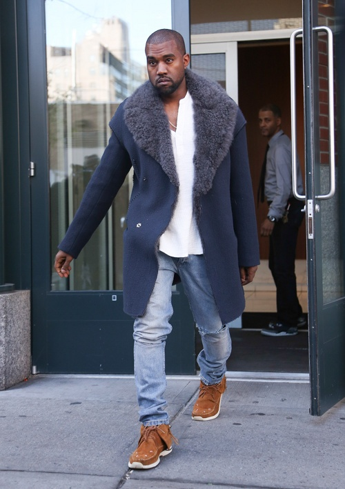 kanye-west-new-york-cityKanye West Clothing Style