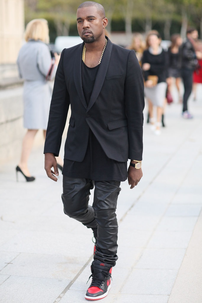 -modella-mafia-Kanye-West-Paris-Spring-2013-fashion-week-street-styleKanye West Clothing Style