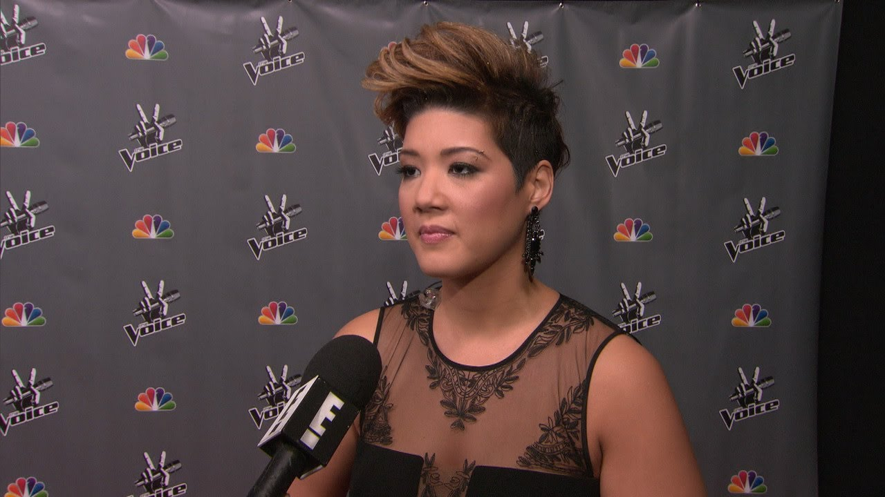 maxresdefault8576 Tessanne Chin Hair