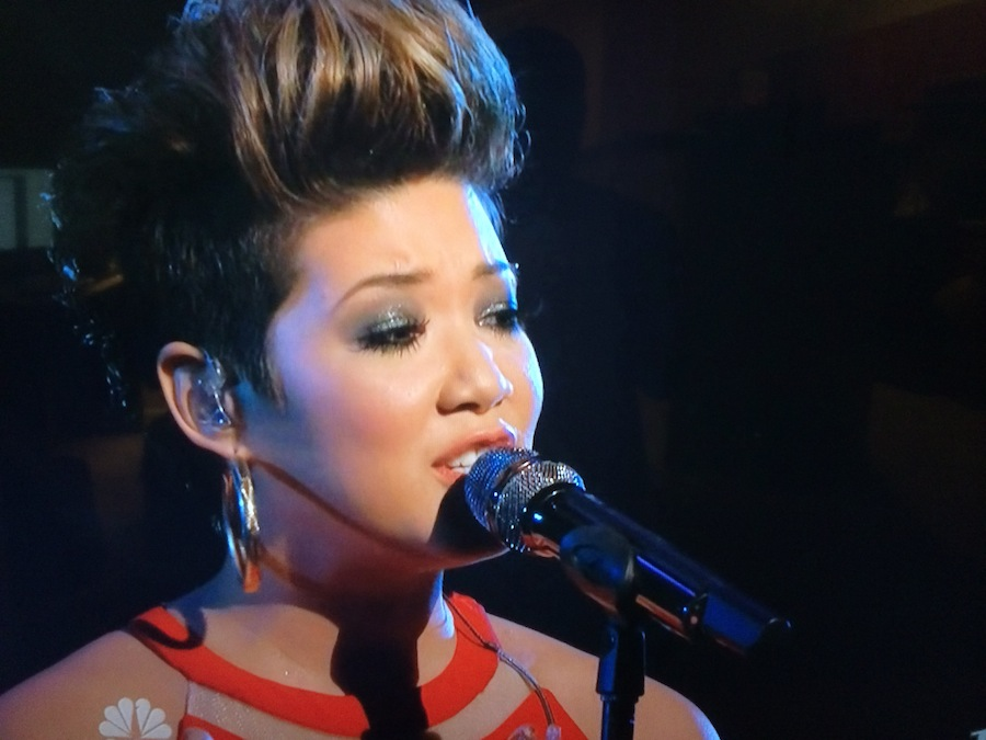 photo 9 Tessanne Chin Hair