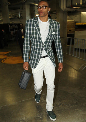 russell westbrook jacket Russell  Westbrook Fashion Style