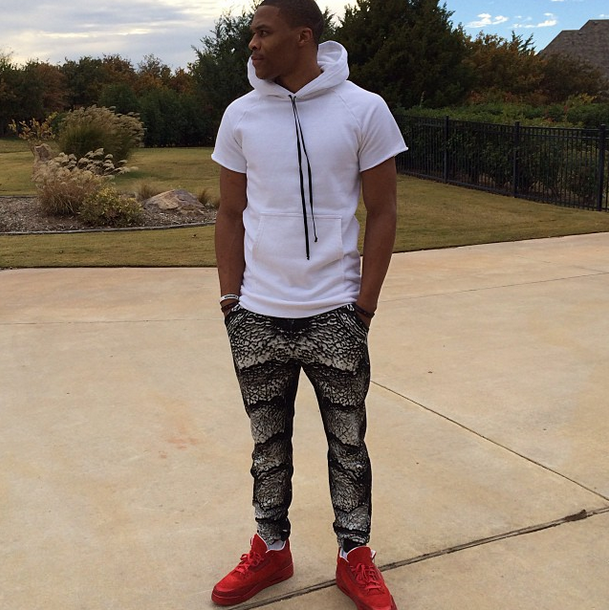 Russell Westbrook Fashion Style Fashionsizzle