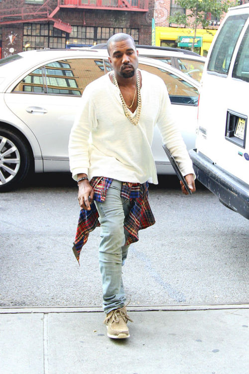 Kanye West Fashion Style Fashionsizzle