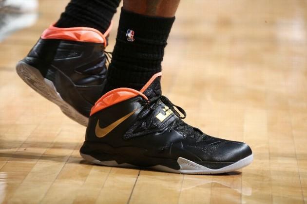 LeBron James – Nike Zoom Soldier 7