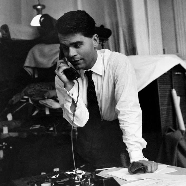 1960 - Karl Lagerfeld