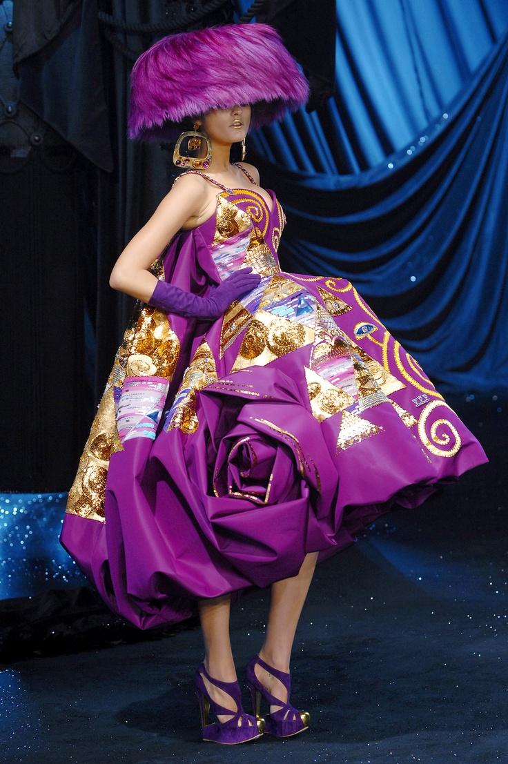 John Galliano for Christian Dior Haute Couture S/S 2008