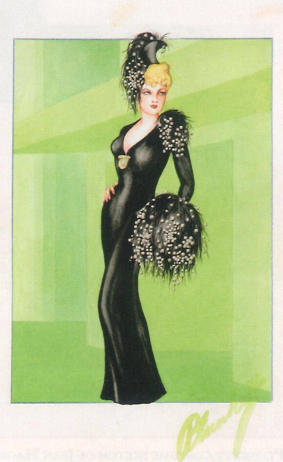 Walter Plunkett Mae West