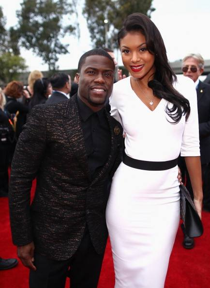 Kevin Hart and girlfriend