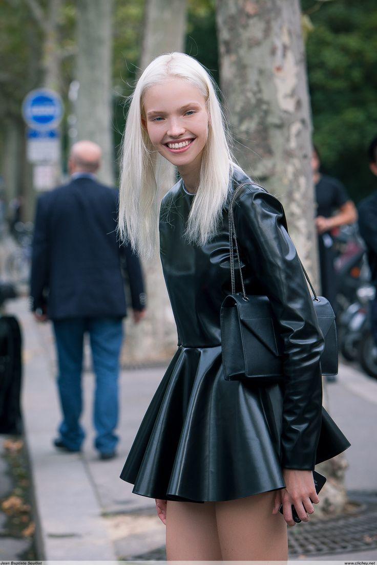 Barbara Bui - Paris Fashion Week PAP SS14