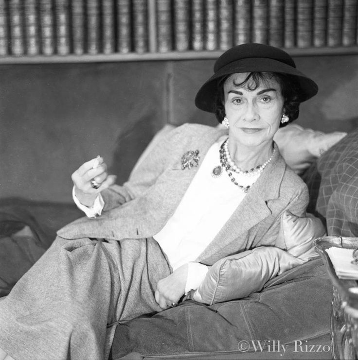 1956 - Coco Chanel