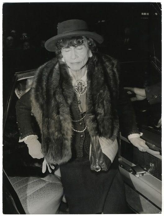 Coco Chanel, 1970