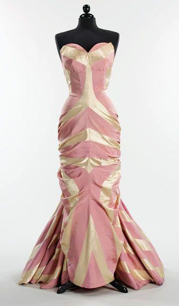 Schiaparelli Gown, 1948.