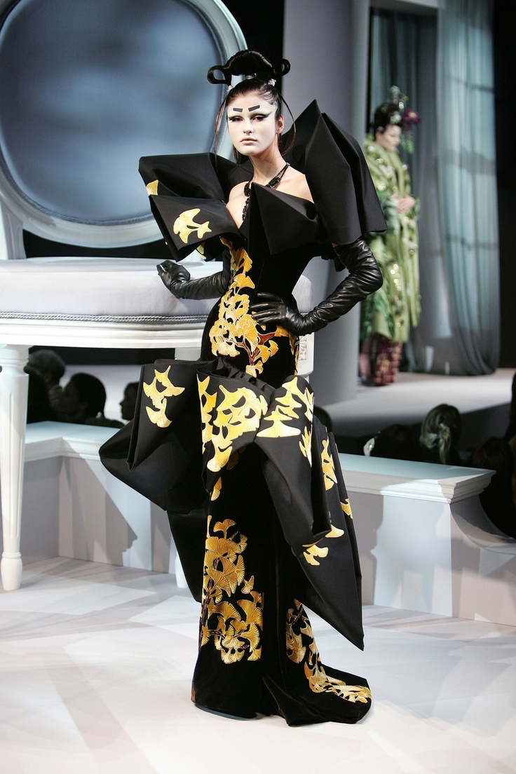 Christian Dior - Spring 2007 Couture 2007 Couture