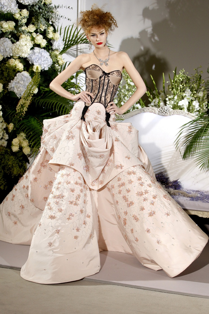 John Galliano for Christian Dior, Haute Couture FW 2009-2010
