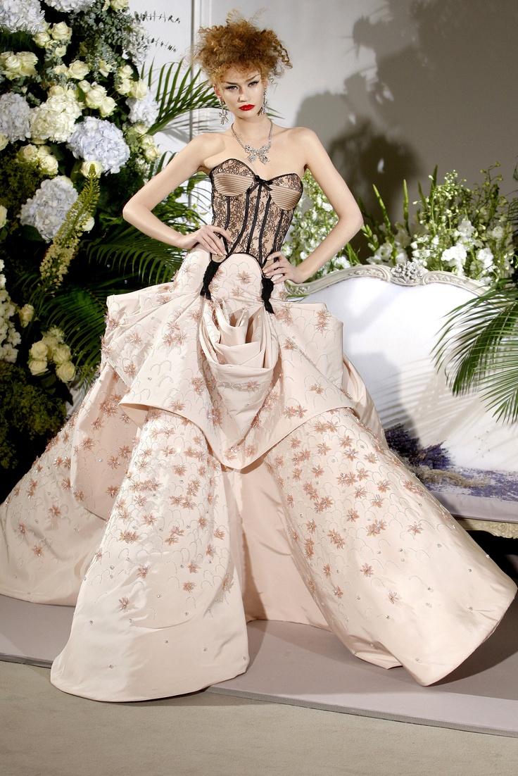 John Galliano for Christian Dior, Haute Couture FW 2009-2010