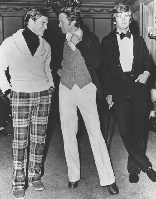 Ralph Lauren Polo debuts, 1968