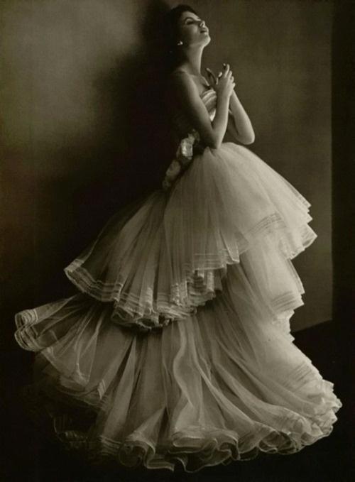 Christian Dior 1950s.