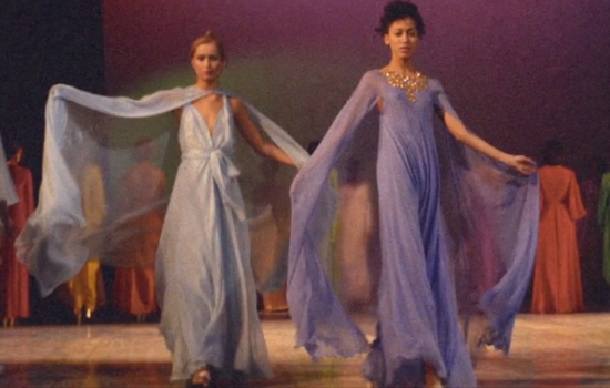 The Battle of Versailles Fashion Show