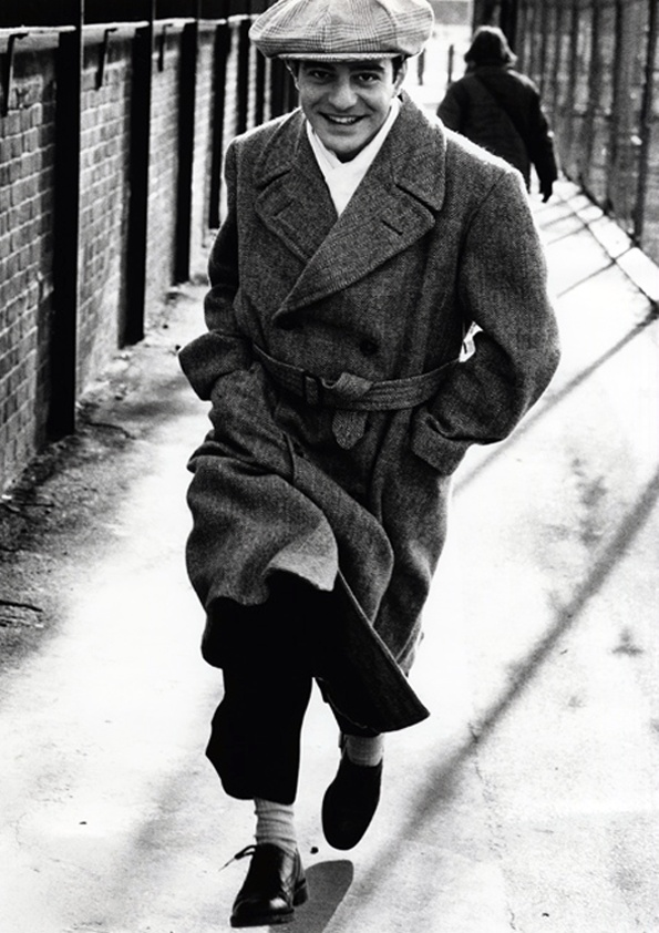 John Galliano - Photo by Michael Woolley
