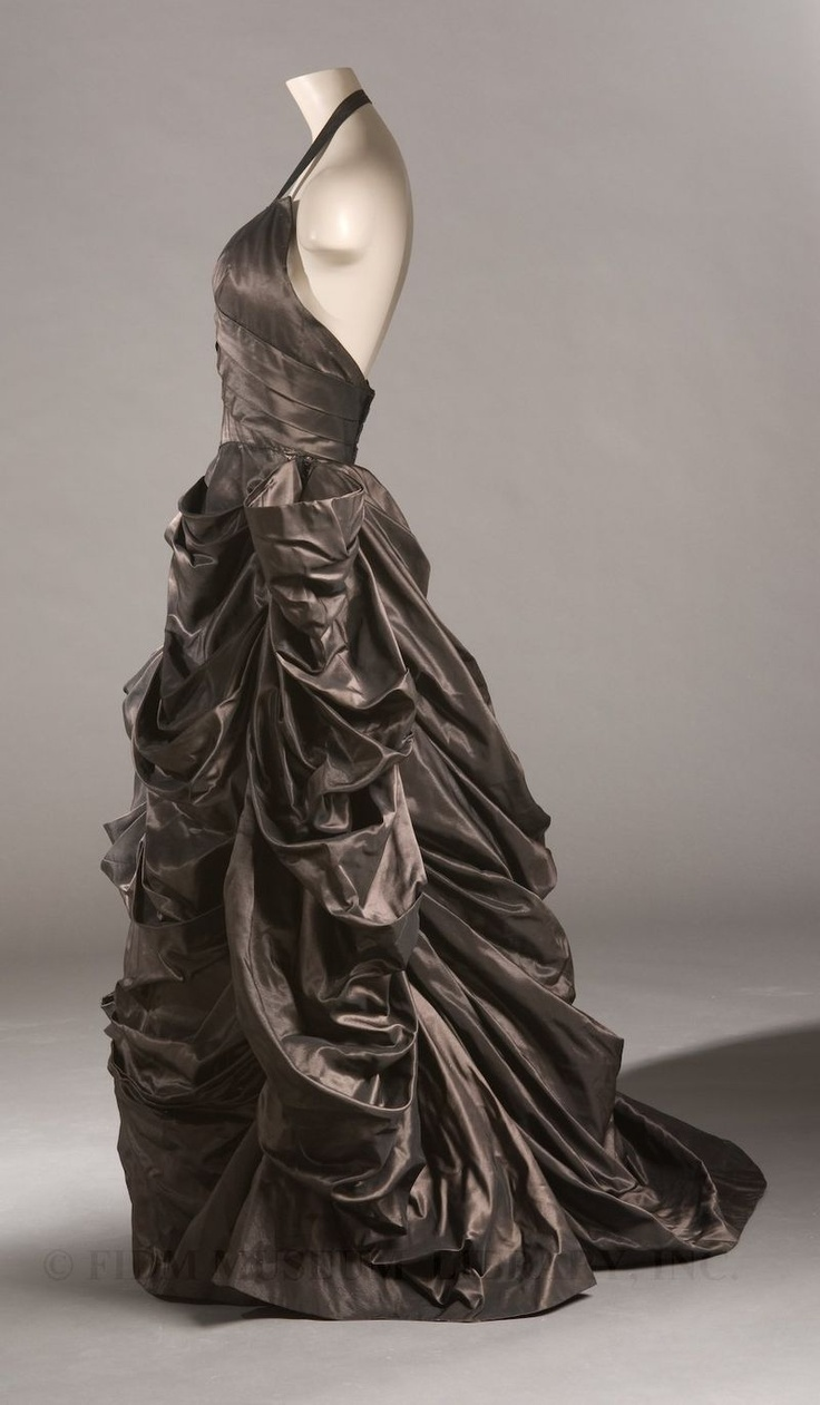 Adrian, evening gown, 1948