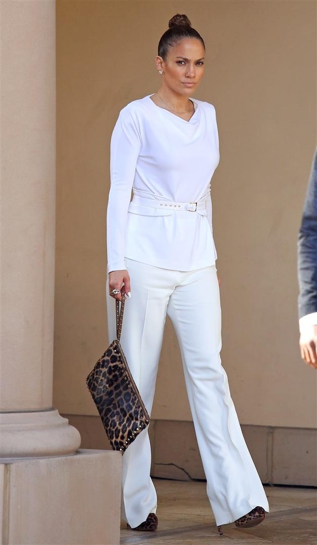 Jennifer Lopez Fashion Style Fashionsizzle