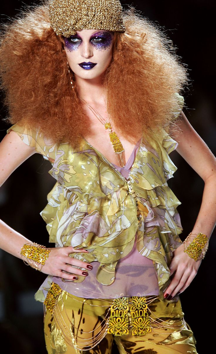 Christian Dior Spring 2005 Ready to Wear