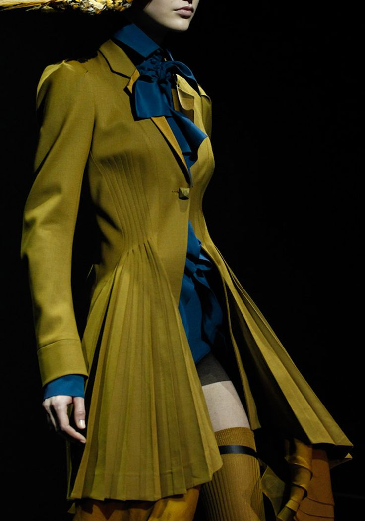 John Galliano, Fall/Winter 2012