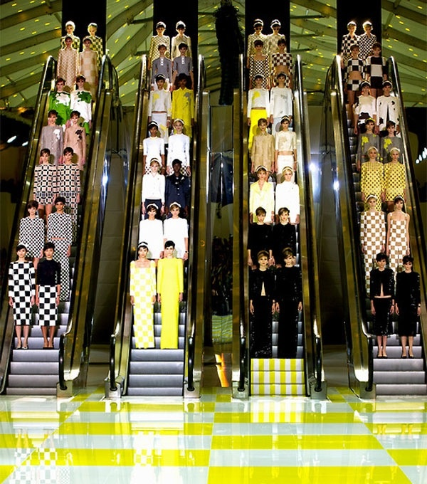 Marc Jacobs Louis Vuitton SS2013