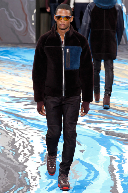 Louis Vuitton Fall 2014 Menswear