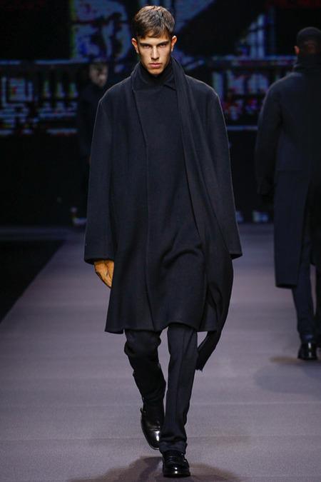 Ermenegildo Zegna Fall 2014 Menswear