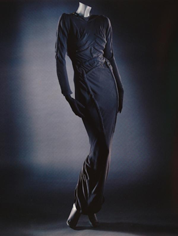 Skeleton Evening Dress