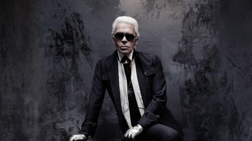 Metro - Karl Lagerfeld, January 2012