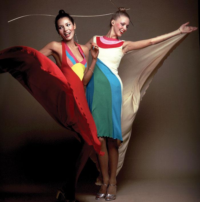 Fashion designer stephen burrows