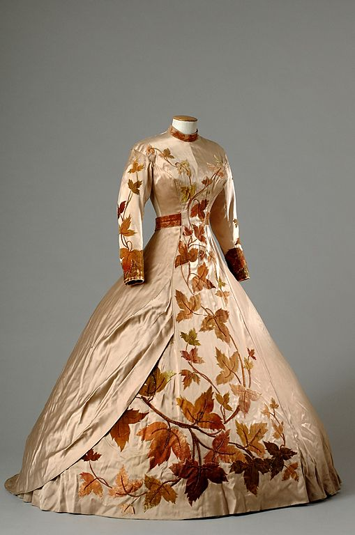 Elizabeth Taylor's dress for the final scenes in Little Women, costume designer Walter Plunkett