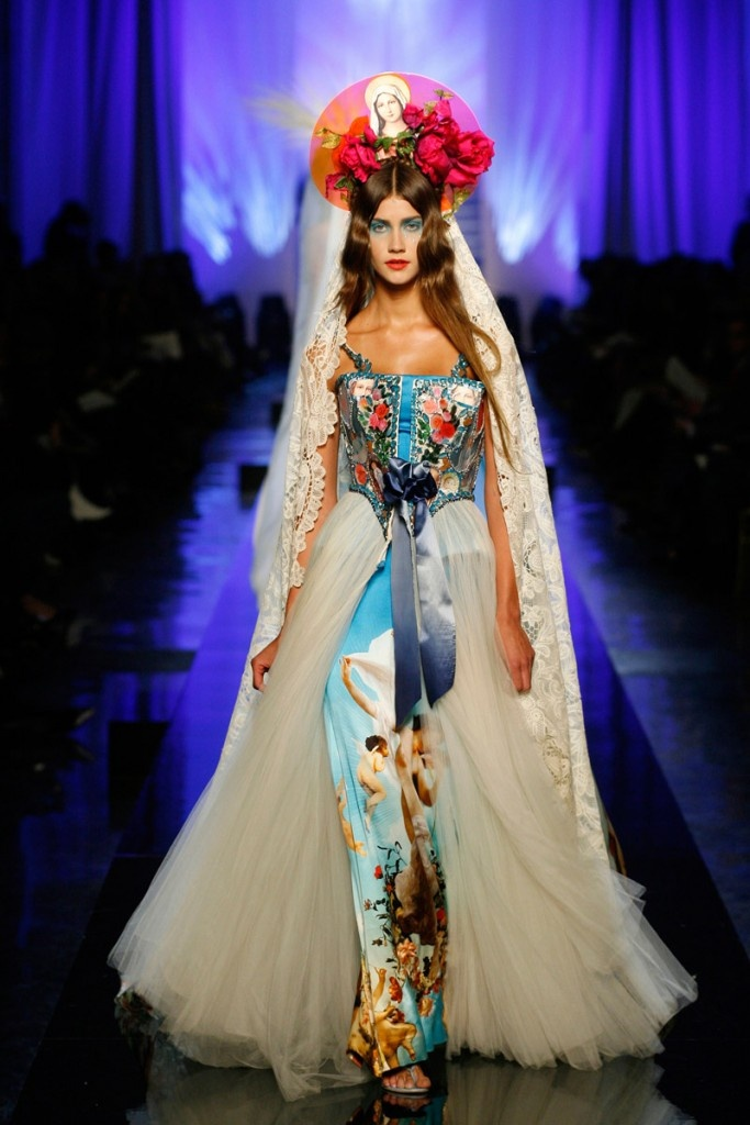 Apparitions dress Haute couture spring/summer 2007