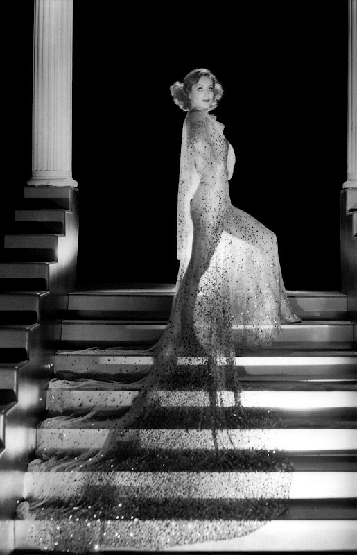 Joan Crawford in Dancing Lady (1933, MGM). Designer: Adrian