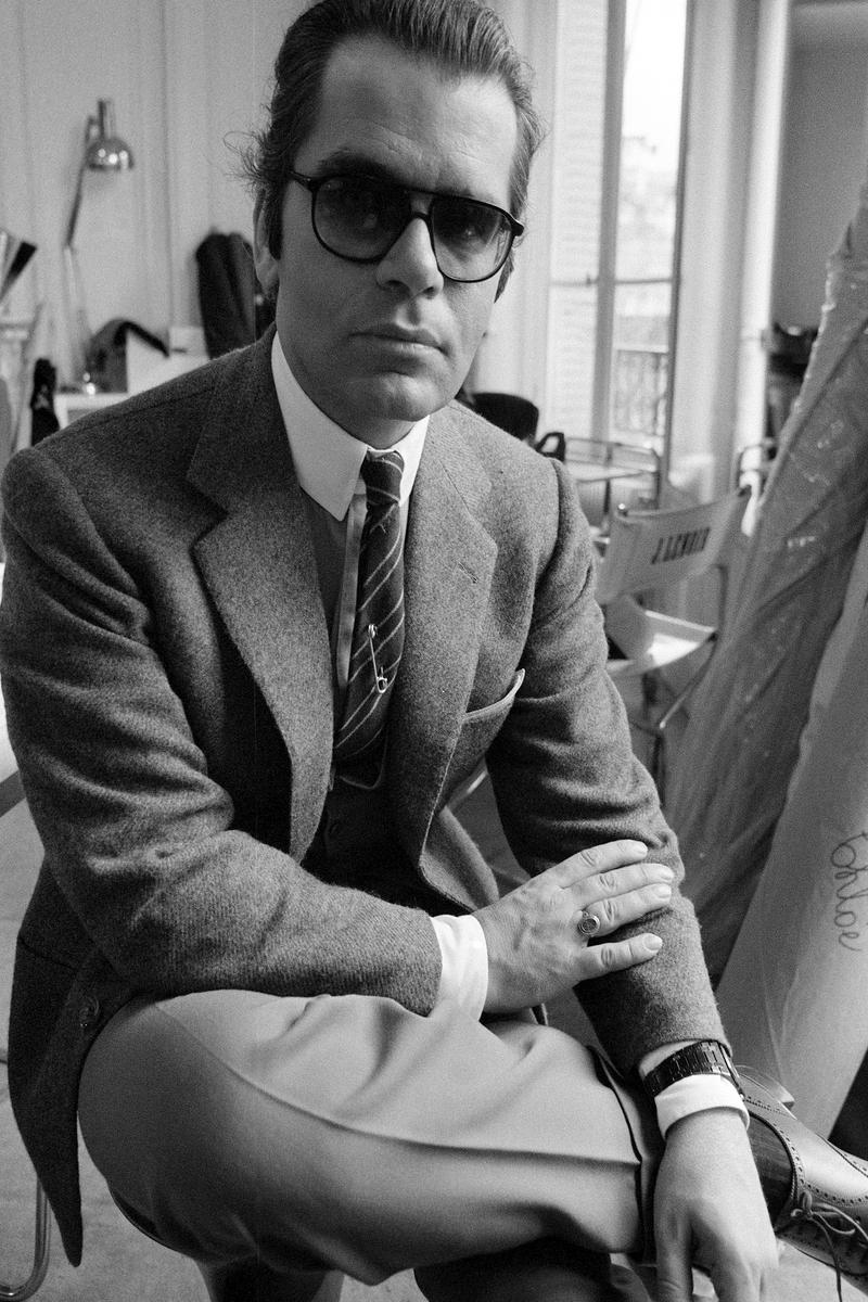 kal lagerfeld Find great deals on ebay for karl lagerfeld and chanel shop with confidence.