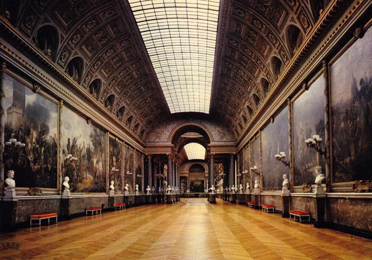 Le Château De Versailles...Hall of Battles