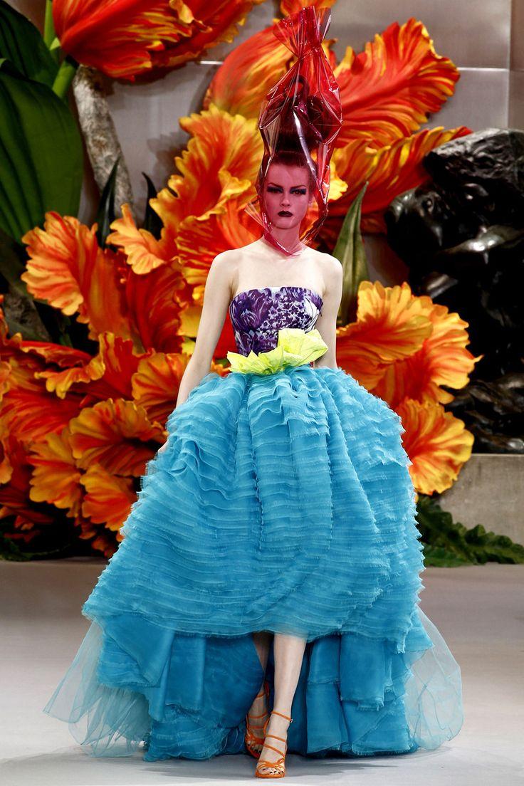 Christian Dior Fall 2010 Haute Couture