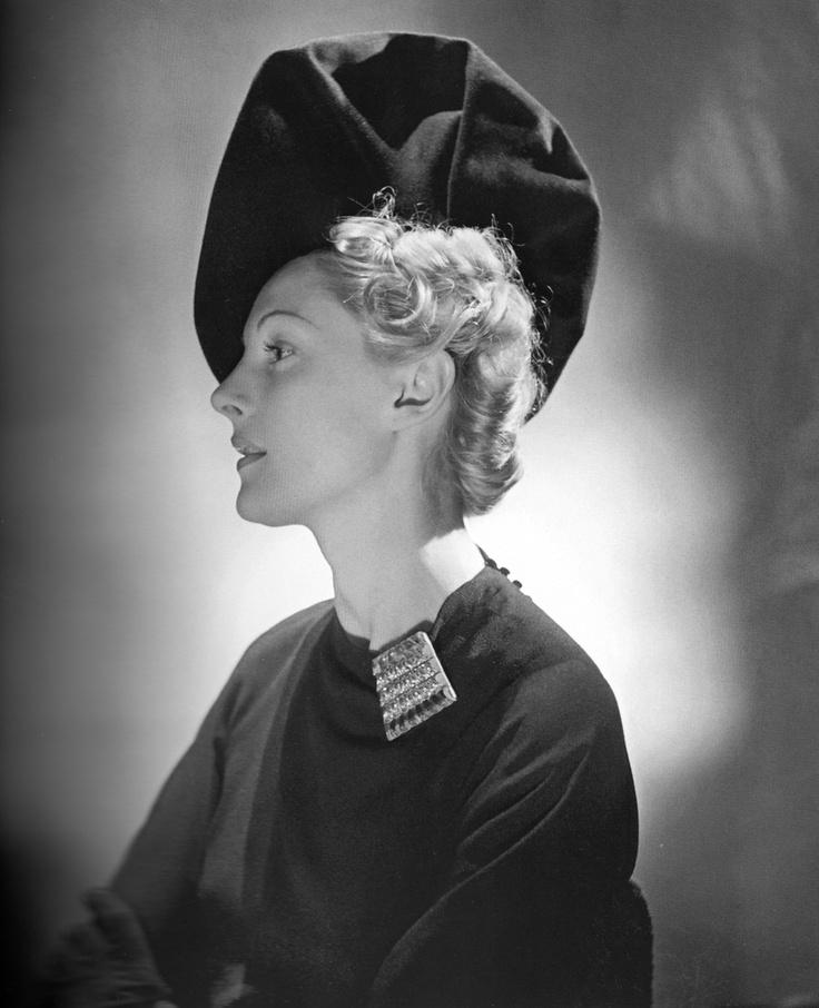 Hat of Elsa Schiaparelli