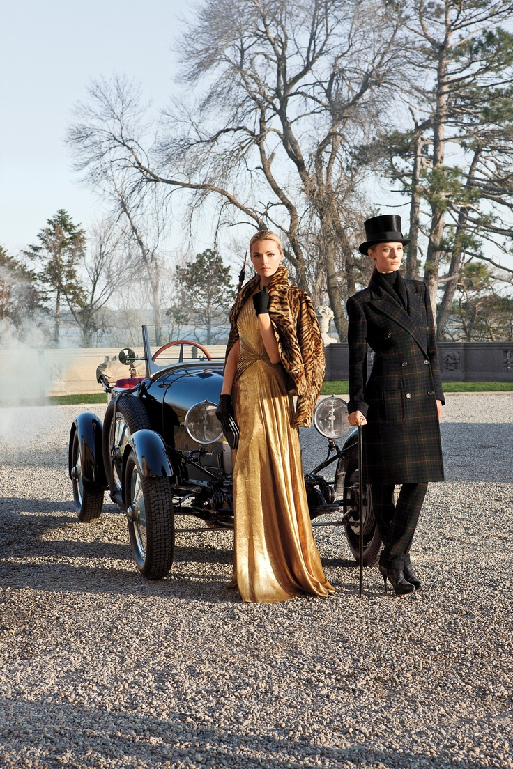 Ralph Lauren Collection Fall 2012