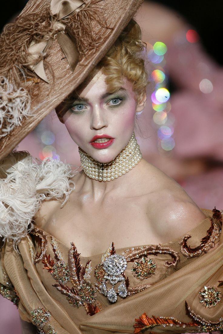 John Galliano for Christian Dior - HC - Fall 2007