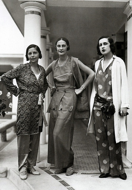 Schiaparelli Fashions, 1929