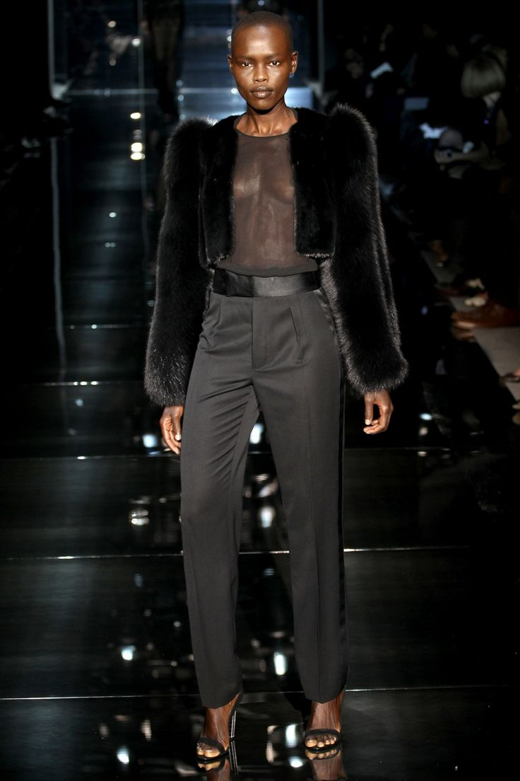 Tom Ford Spring 2014 Ready-to-Wear