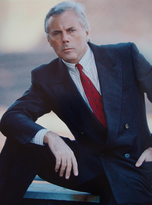 Giorgio Armani - FASHION SIZZLE