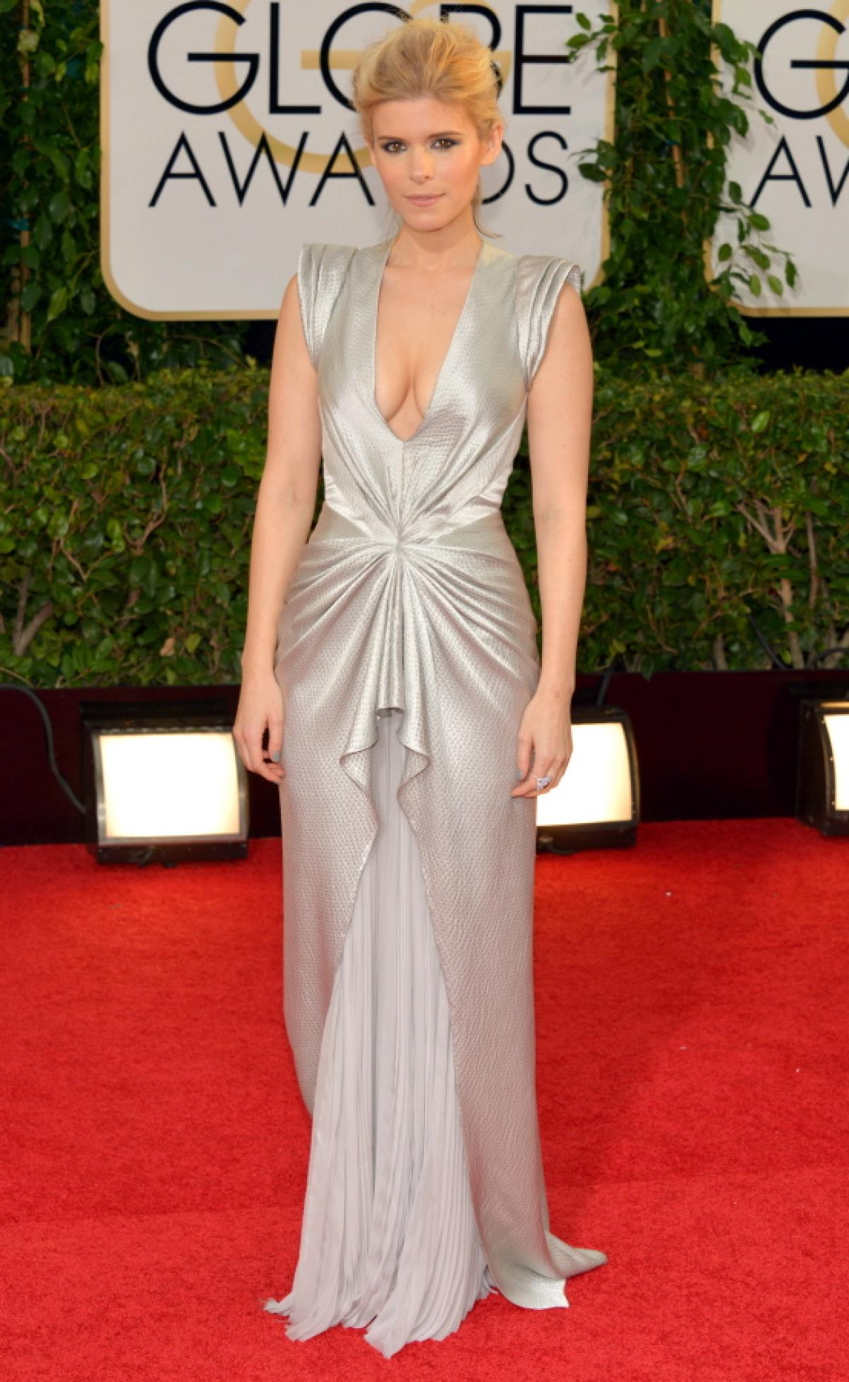 House Of Cards Kate Mara in J. Mendel