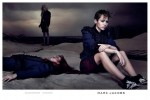 Miley Cyrus  featured in Marc Jacobs  Ad campaign