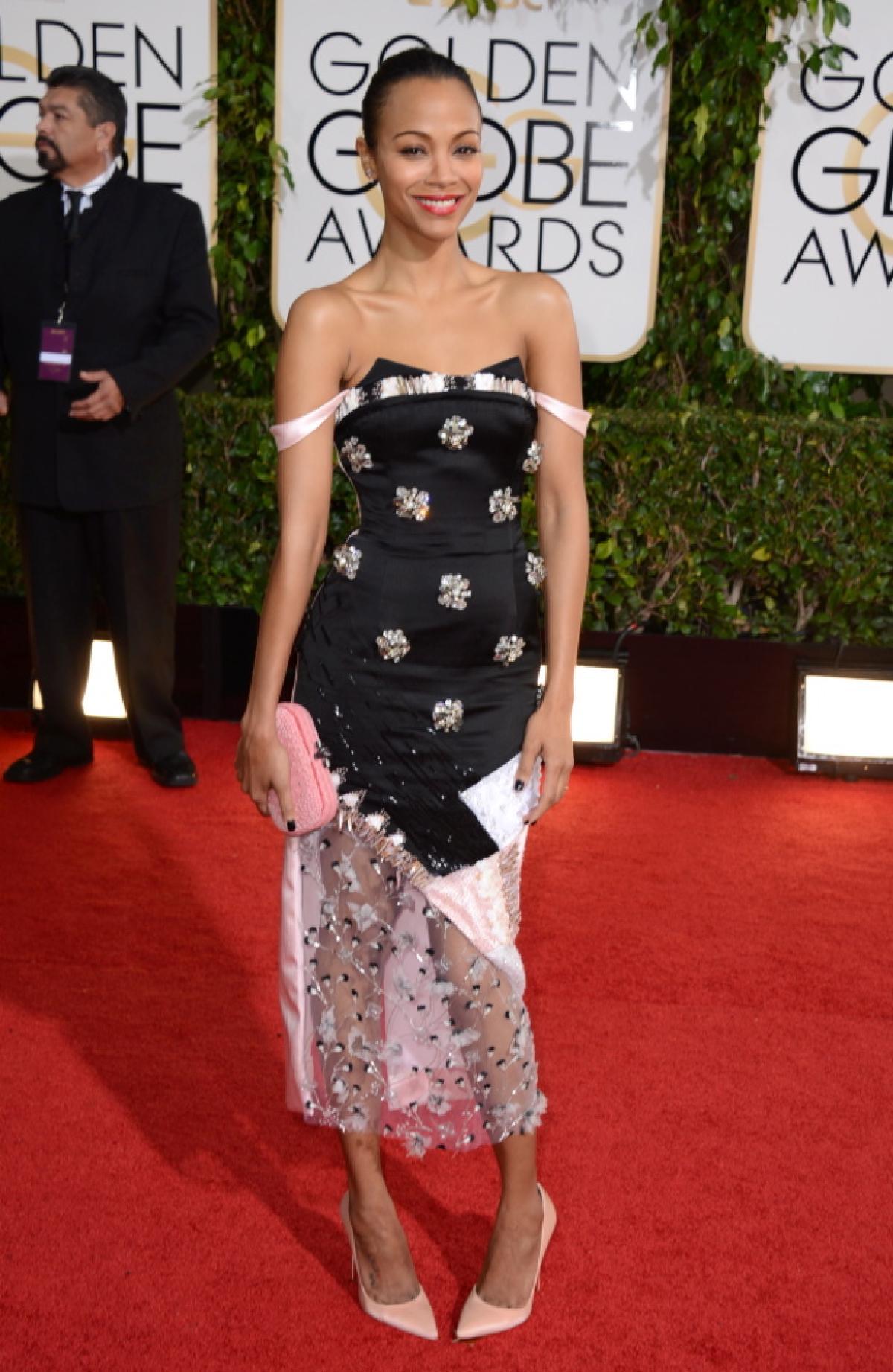 Golden Globes Red Carpet 2014 - Fashionsizzle