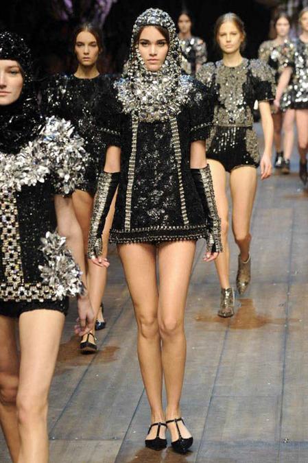 _Dolce & Gabbana  Fall  2014 RTW